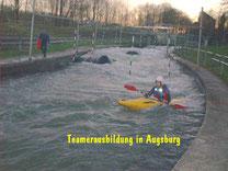 Aus- und Weiterbildung in Augsburg