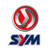 SYM Motorcycle logo