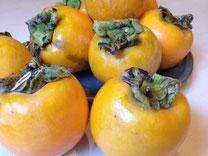 シャキシャキでさっぱりとしたおいしい柿