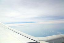 飛行機からの眺め4