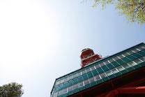 日本 北海道札幌の大通テレビ塔