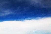 飛行機からの眺め9