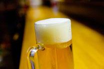 冷えひえのジョッキ生ビール4