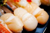 日本 北海道 札幌 寿司 ほたて