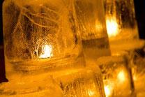 氷のキャンドル2