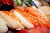 日本 北海道 札幌 寿司 かに