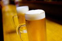 冷えひえのジョッキ生ビール6