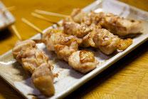 日本 北海道 居酒屋の焼き鳥