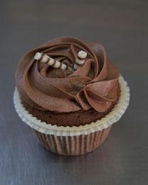 Bild: Schokolade Cupcake