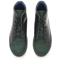 SNEAKERS CLASSIC HIGH TOP MARBLE GREEN