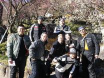 02.01 熱海桜と梅を一気見ツー