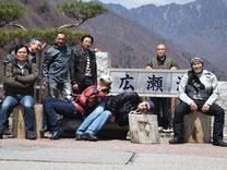 04.27 広瀬湖・桔梗屋ツー(P)