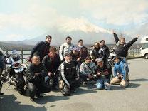 4.8 富士五湖満喫ツー