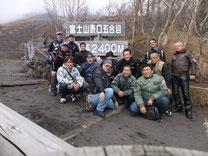 11.06 寒い時は辛い物!富士山周遊ツー