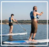 Alquiler paddle surf Cordoba