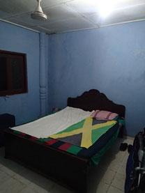 Bild: Meine Unterkunft
