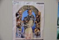 """Plakat für den Kinofilm """"Der Name der Rose"""""""