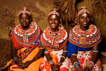 Samburu Ladies