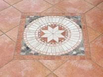Verlegung von Fliesen, Platten und Mosaiken