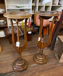 Butler Pedestal Fern Stands  $75.00 each