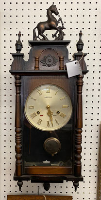 Aikosha Clock with Horse $99.00