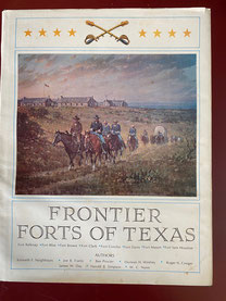 Frontier Forts of Texas by Colonel Simpson & Others $39.00