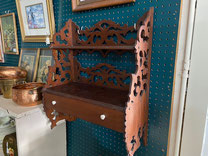 Ornate Wall Shelf $125.00
