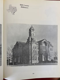The Texas Courthouse Interior Pages