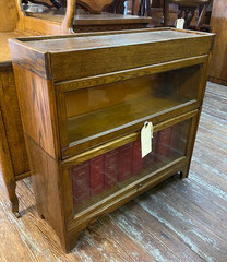 Double Stack Lawyers Bookcase $795.00