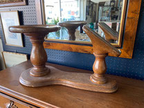 Antique Shoe Shine Stand $175.00