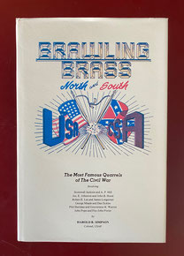 Brawling Brass by Colonel Harold B. Simpson $75.00