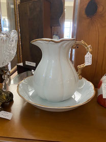 Lefton Bowl and Pitcher $45.00