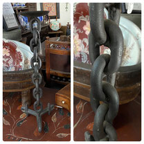 Chain Candle Holder $98.00