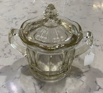 Large Sugar Bowl & Lid $15.00