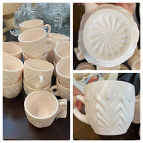 Jeanette Shell Pink 20 Cups for $45.00