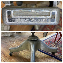 Close Up Shaw-Walker MCM Desk Chair