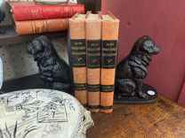Book Ends Pair $65.00