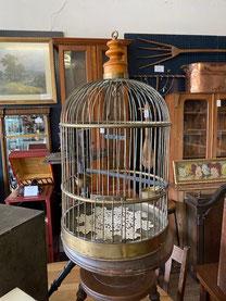 Brass Birdcage $125.00
