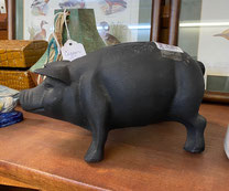 Cast Iron Piggy Bank $24.00