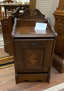Coal Scuttle Lamp Table $275.00