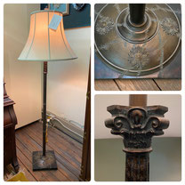Floor Lamp with Shade $55.00