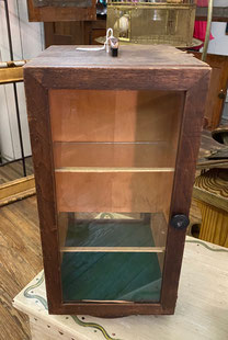 Two-Sided Display Cabinet $38.00