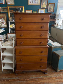 Seven Drawer Step-Back Chest $295.00