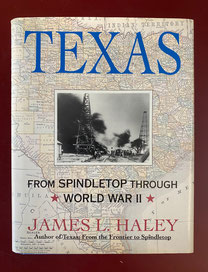 Texas by James L. Haley $24.95