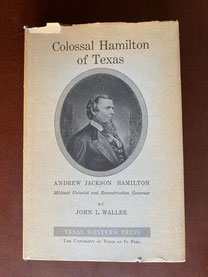Colossal Hamilton of Texas by John Waller $45.00