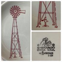 Shenango Windmill Plate $15.00