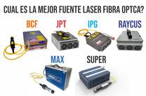 Grabadoras laser fibra optica, raycus, jpt, max, super, ipg, bcf