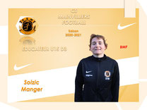 Soizic Manger CS Mainvilliers Football