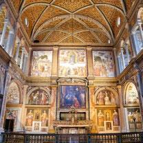 Visita guidata San Maurizio Monastero Maggiore Milano