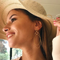 Boucles d'oreilles Les Fashionista